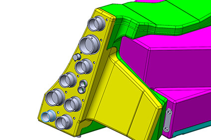 3d cad wiring harness design
