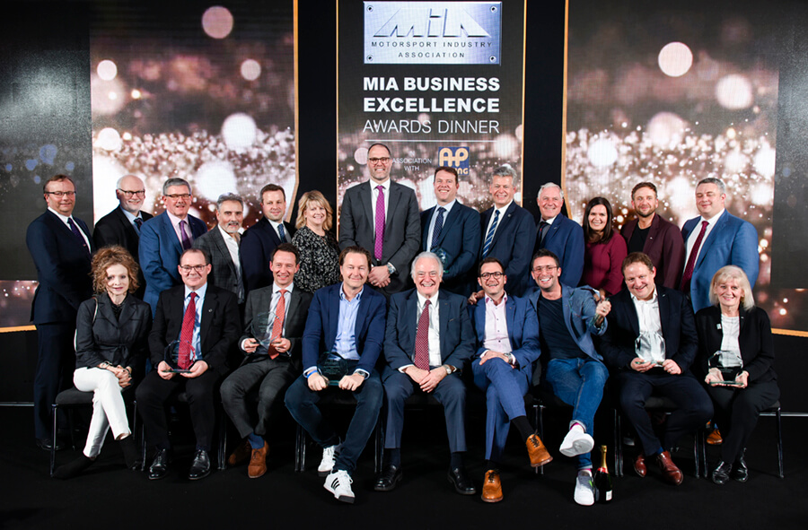 MIA Business excellence awards winners