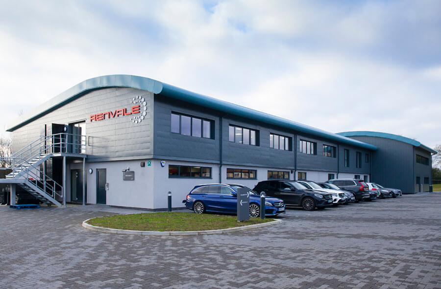Renvale wiring harness manufacturing facility Eye Suffolk