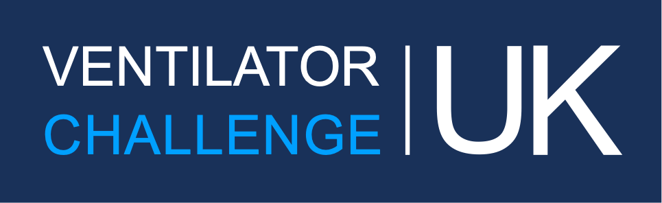 The ventilator challenge logo